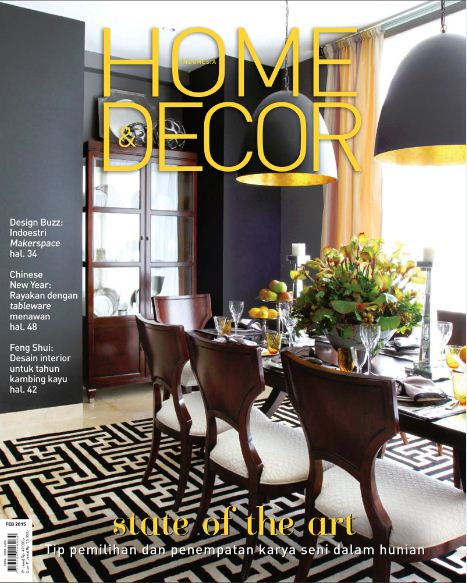 Home & Decor Februari 2015