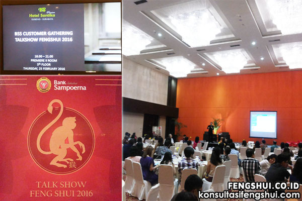 talk show feng shui 2016 bank sampoerna