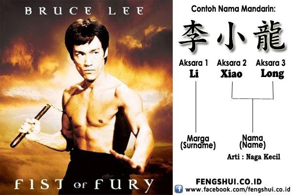 Pemilihan Nama Mandarin