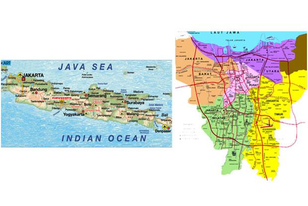 Pulau Jawa - Jakarta