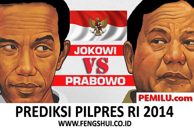 Calon Presiden 2014 Jokowi vs Prabowo