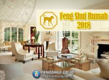 feng shui rumah 2018
