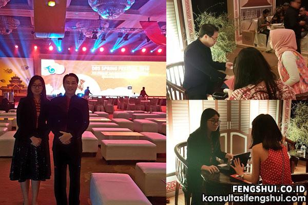 booth konsultasi hongshui