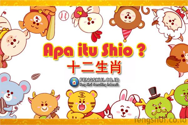 Shio adalah