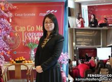 ahli hong shui Angelina Fang