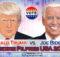 Donald Trump Joe Biden Feng Shui