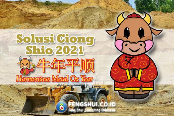 Ramalan peruntungan Shio tahun 2021 solusi shio ciong