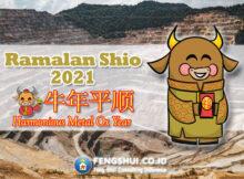 ramalan shio 2021 tahun kerbau logam
