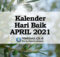 kalender hari baik april 2021